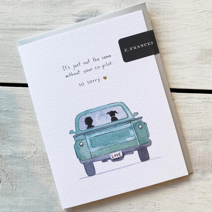 Greeting Card, Co-Pilot