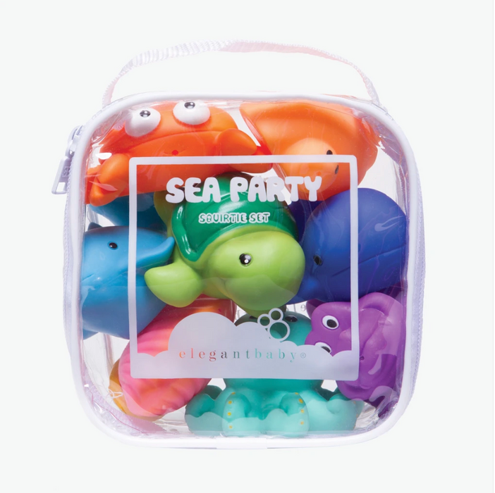 Squirties Toy, Sea Party