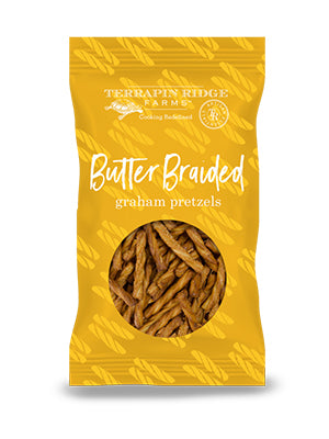 Braided Butter Pretzel Twists