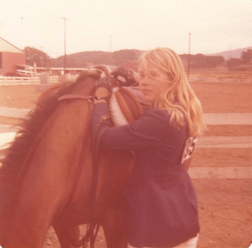 I AM #HAIRSTRONG: ON HORSES, HAIR METAL, AND HERITAGE