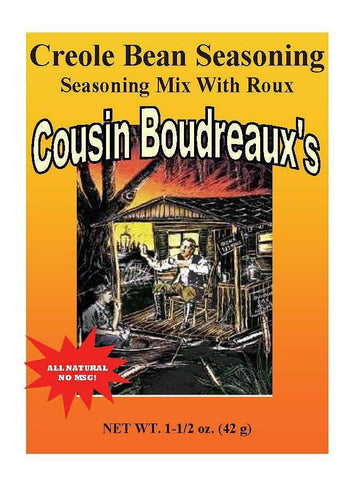 Cousin Boudreaux's Bean Seasoning