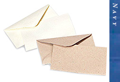 Glitter Burst Envelopes - Greeting Cards & Invitations Size - Navy