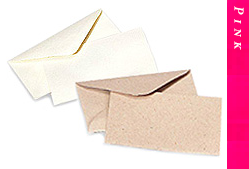 Glitter Burst Envelopes - Greeting Cards & Invitations Size - Pink
