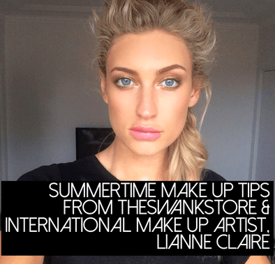 SUMMERTIME MAKE UP HINTS & TIPS