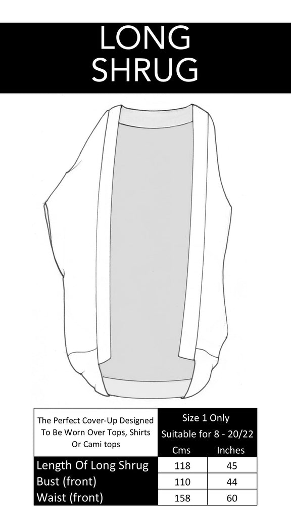 Long Shrug - Kaftan