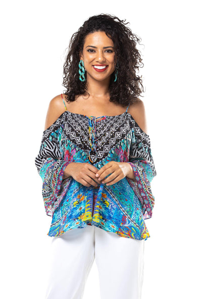 CHARAYA - GYPSY TOP