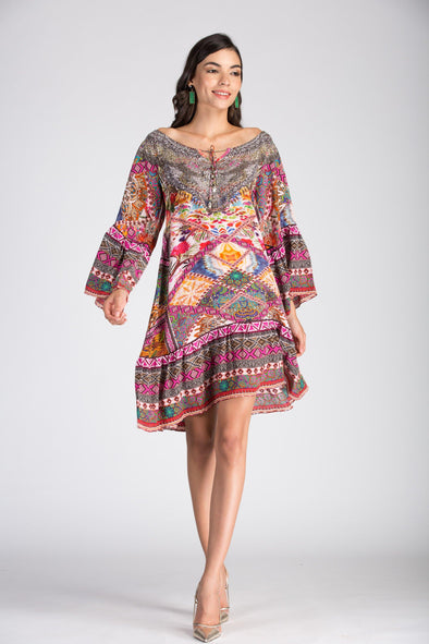 TUNISIA - GYPSY DRESS