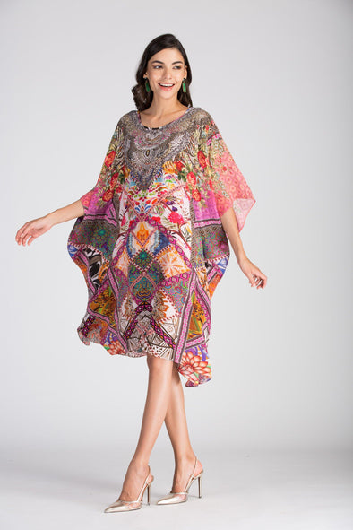 TUNISIA - SHORT KAFTAN