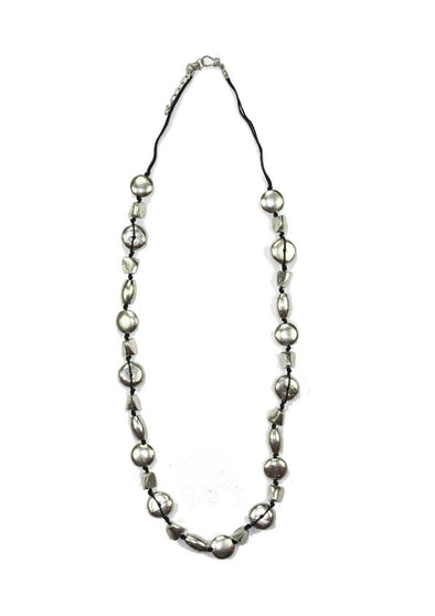JEWELLERY - SILVER SAINT NECKLACE