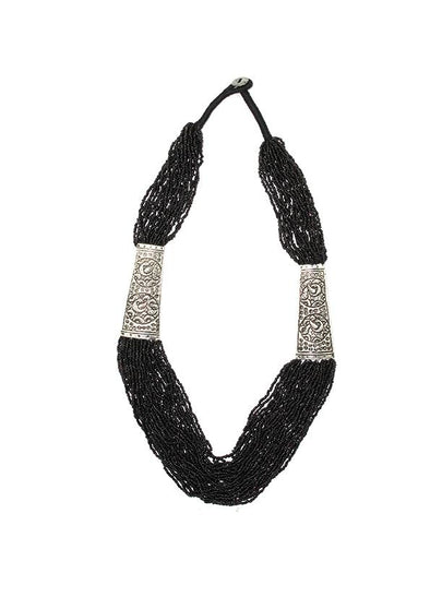JEWELLERY - HINDI BLACK NECKLACE