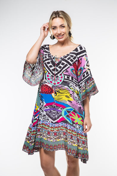 NEO ZULU - GYPSY DRESS