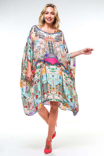 PARISIENNE - SHORT BOX KAFTAN