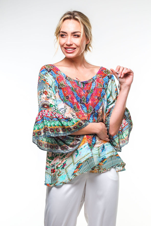 PARISIENNE - GYPSY TUNIC