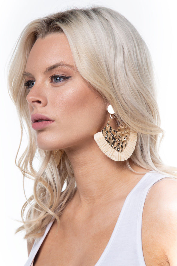 JEWELLERY - CREME MARREK EARRINGS