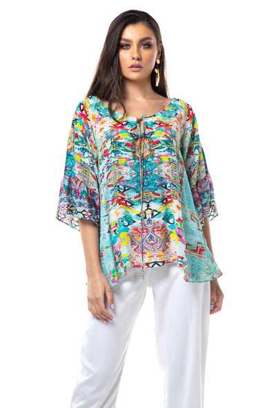 FALCHERA - GYPSY TUNIC