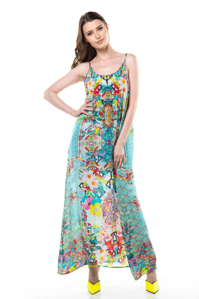 FALCHERA - MAXI WITH ADJUSTABLE STRAPS
