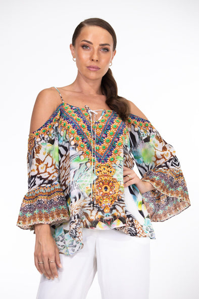 LIMESTONE - GYPSY TOP