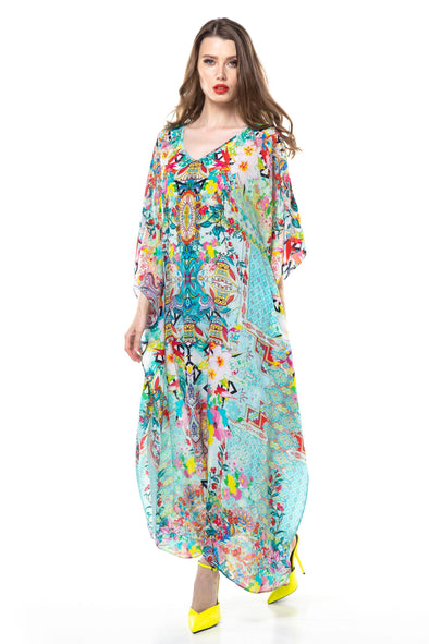 FALCHERA - LONG KAFTAN
