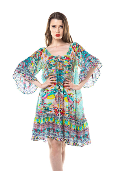 FALCHERA - GYPSY DRESS