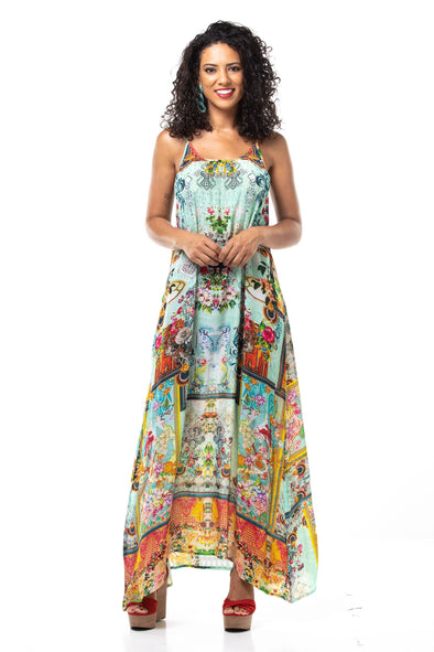 AURELIA - MAXI WITH ADJUSTABLE STRAPS