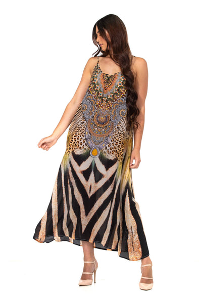 NALLAH - MAXI WITH ADJUSTABLE STRAPS
