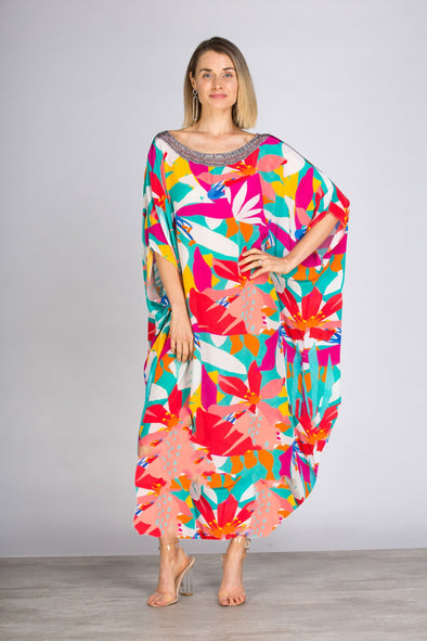 KALEIDOSCOPE - Box Kaftan