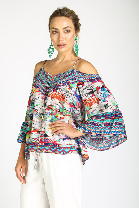 THE ARIA - GYPSY TOP