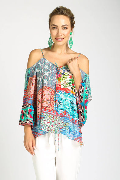 DAMASCUS - GYPSY TOP