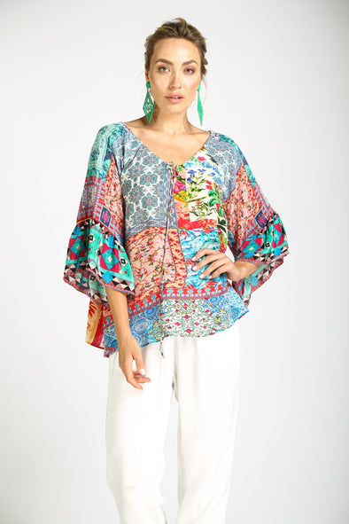 DAMASCUS - GYPSY TUNIC