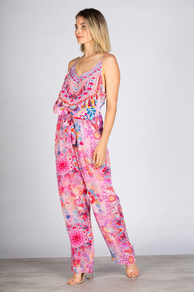 CHERRY BLOSSOM - JUMPSUIT