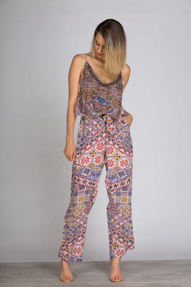 ODESSA COLLECTION - JUMPSUIT
