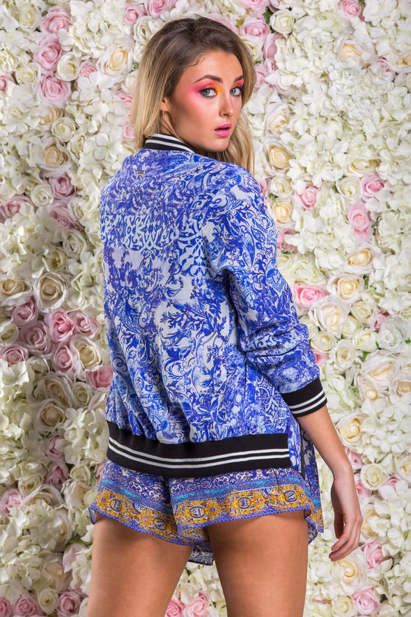 MELLELIA COLLECTION - BOMBER JACKET