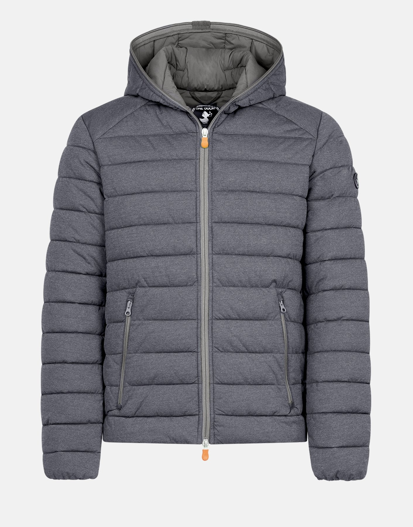 See this material featured on the Men's ANGY Hooded Puffer Jacket.