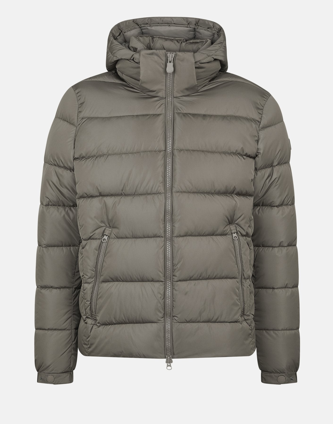 See this material featured on the Men's MEGA Hooded Puffer Jacket.