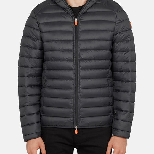 Men's GIGA Ultralight Hooded Puffer Jacket