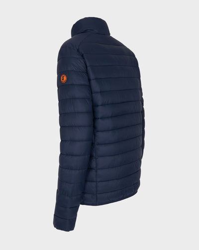 Men's GIGA Jacket in Navy Blue