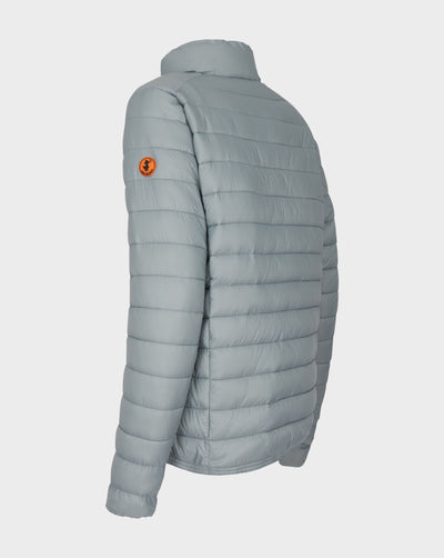 Mens GIGA Jacket in Shark Grey