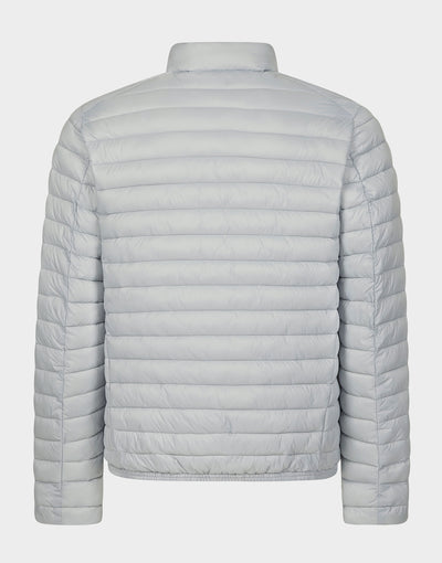 Mens GIGA Jacket in Opal Grey