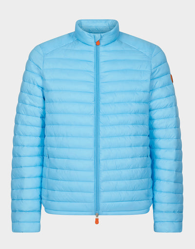 Mens GIGA Jacket in Ethereal Blue
