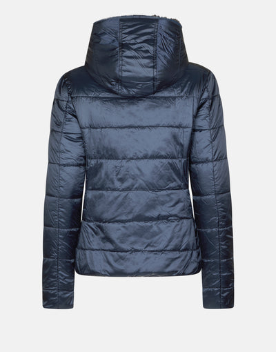 Save The Duck Women's FURY Reversible Hooded Jacket