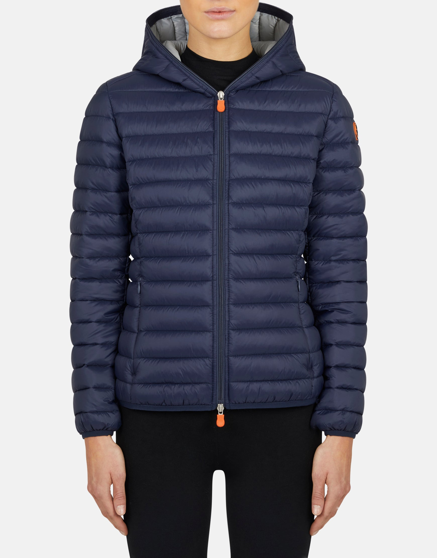 Save The Duck Womens GIGA Hooded Jacket
