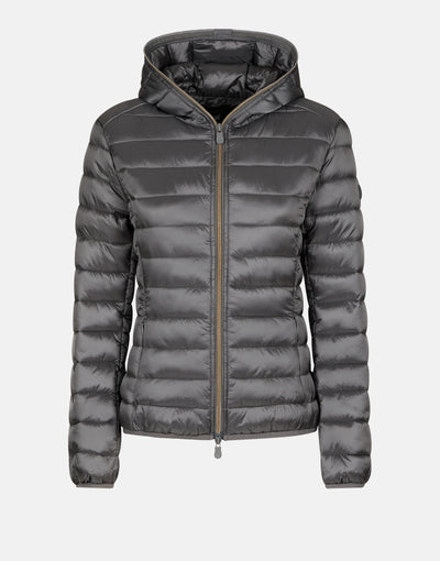 Save The Duck Women's IRIS Hooded Jacket