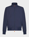 Mens MATY Bomber Jacket in Navy Blue