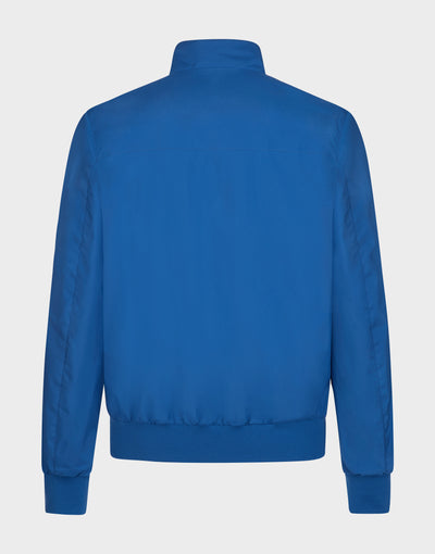 Mens MATY Bomber Jacket in Snorkel Blue