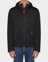 Mens BARK Jacket in Black