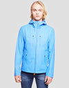 Save The Duck Mens Jacket-S3571M-RAIN6-09 Navy Blue