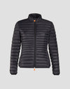 Womens GIGA Jacket in Black