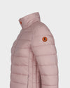 Women's GIGA Winter Jacket in Blush Pink
