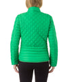 Women Jacket in Bright Green