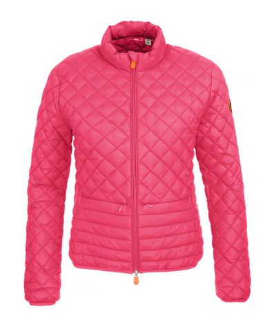 Women Jacket in Paradise Red